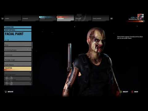 Ghost Recon Wildlands Predator Rewards Loot