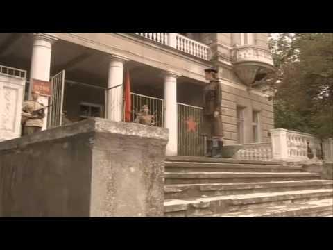 Разведчики Война после войны русский военный исторический фильм