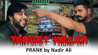 Target Killing Prank By Nadir Ali In P4PAKAO