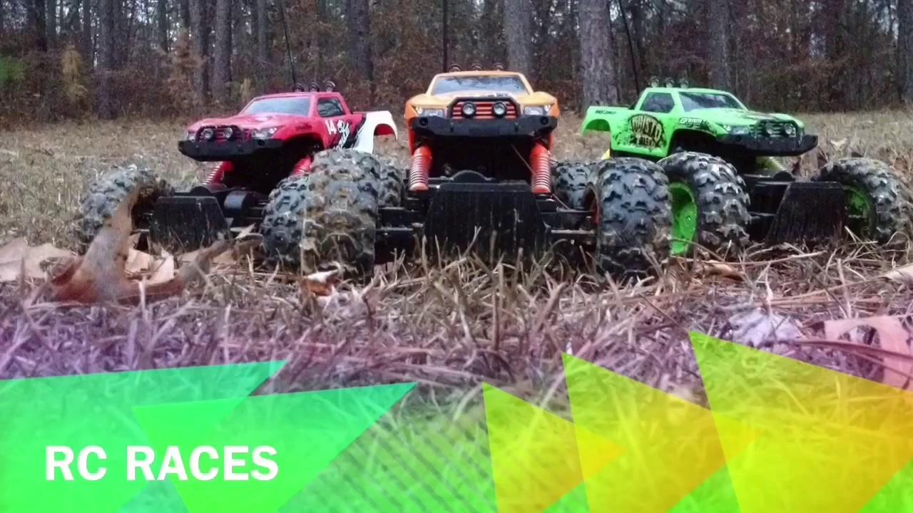 Racing Rc Cars!!! | Racing Videos