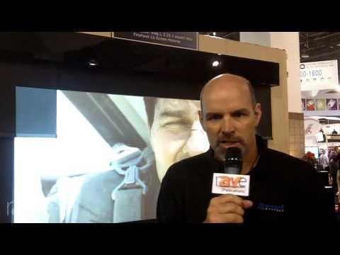 CEDIA 2013: Stewart Filmscreen Shows rAVe Its Transformer Screen – A Screen for Anywhere