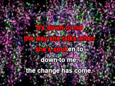 The rolling stones under my thumb lyric