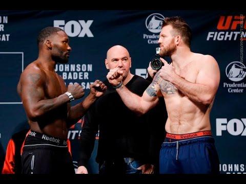 EA Sports UFC 2 BETA Johnson vs Bader Live Stream Podcast