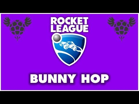 NUOVO WAVE DASH (BUNNY HOP) - Rocket League TUTORIAL ITA [#24]