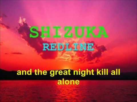 Red line - Band Shizuka