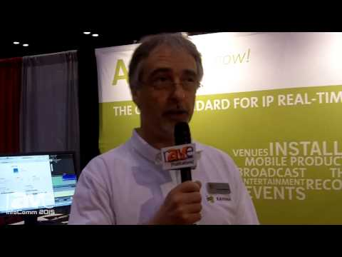 InfoComm 2015: ALC Network Details Ravenna Real-Time Media Networking