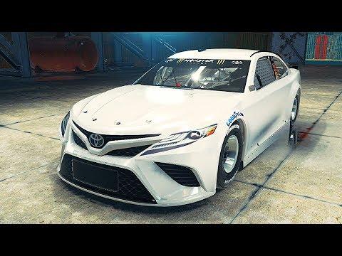 Car Mechanic Simulator 2018  - TOYOTA CAMRY 3.5 ???