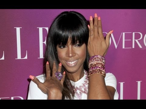 Kelly Rowland is Pregnant! Former Destiny's Child Singer is Expecting her First Child
