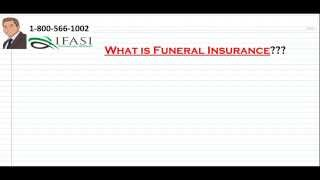 Funeral Insurance - Is a Funeral Insurance policy any good?