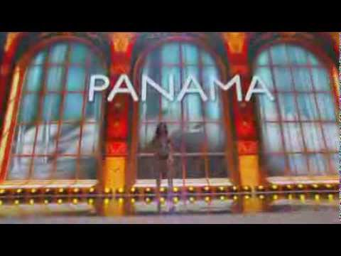 Panama- CAROLINA BRID - Miss Universe 2013 Preliminary Competition [HD]
