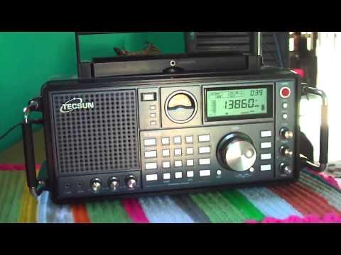 13860 kHz  China Radio International in Russian Language 15:20 UTC Shijiazhuang China