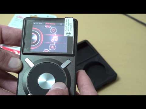 Плеер Fiio X5 lossless FLAC + SanDisk Ultra 128GB MicroSDXC firmware 2.0