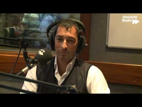 Alistair McGowan impersonates Roy Hodgson on Absolute Radio