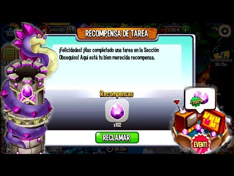 COMO CONSEGUIR GEMAS EN DRAGON CITY (NO HACK) 2017