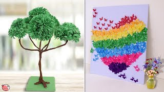 10 Amazing DIY Room Decor !!! To Give Your Home Beautiful Look || DIY Projects