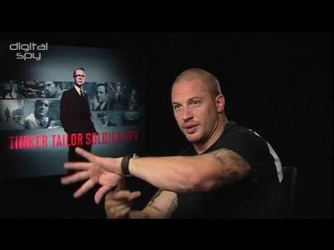 'Tinker, Tailor, Soldier, Spy' Tom Hardy: