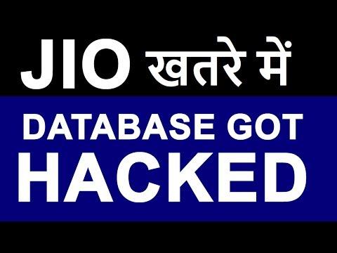 Leaked - Reliance Jio User Data Leaked Online | Biggest Data Hack 2017 | Jio 4G Servers Hacked