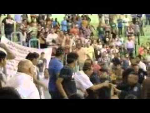BRONCA CHORICEROS DE CAMARGO VS DORADOS DE CHIHUAHUA 5042014 1