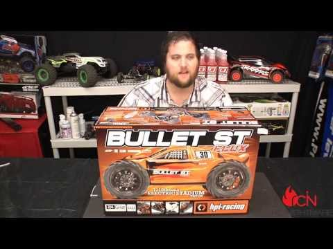 HPI Bullet ST Flux Unboxing & First Look