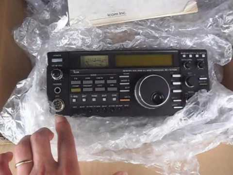 ICOM IC-575H for Des G0RBD - Part 1