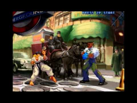 Street Fighter III 3rd Strike Review