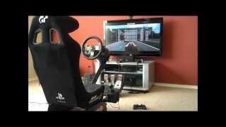 Gran Turismo  - Gameplay with Logitech G27 Racing Wheel