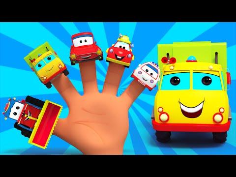 Finger Family Transport Nursery Rhymes For Kids Vehicles For Children Kids Tv