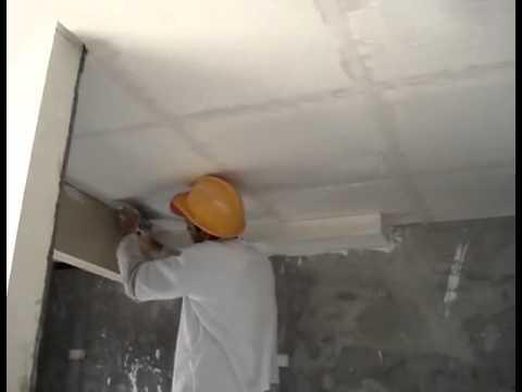 Como colocar tnt no teto