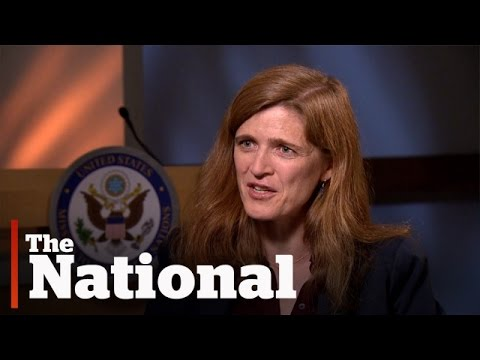 Samantha Power | Peter Mansbridge's interview with the U.S. Ambassador to the UN