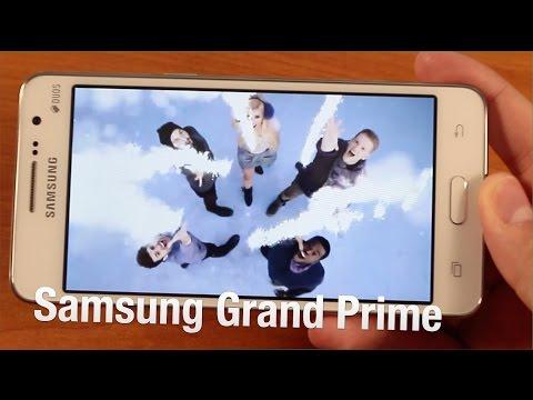 Samsung Grand Prime SM-G530H Обзор