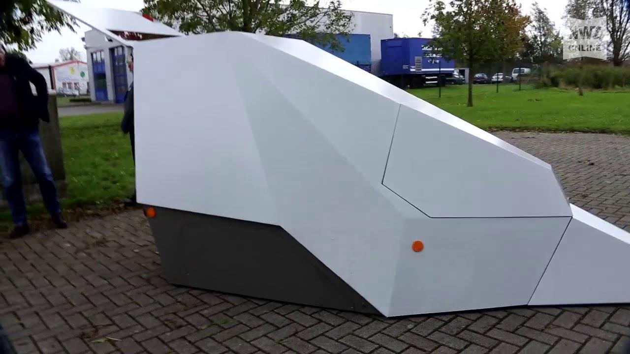 poliscan speed enforcement trailer