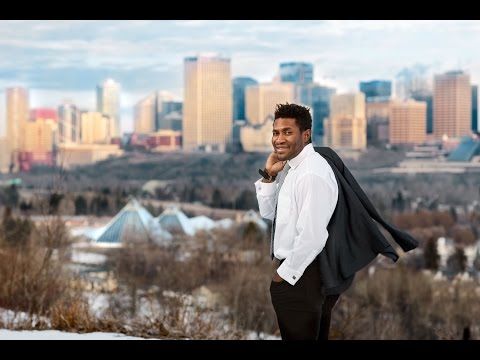 NAIT business grad and hockey star ready to take on the world
