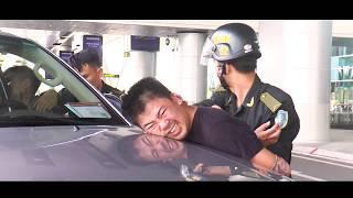 An ninh hàng không Đà Nẵng xứ lý gây rối tại sân bay