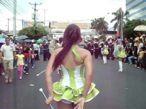 Desfile del comercio en las Fiestas Agostinas 2011. Parte 10.
