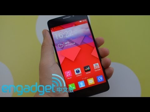 Alcatel One Touch Idol X 香港動手玩(廣東話)| Engadget