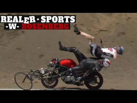 Realer Sports - Ep13 - Motorcycles and Bicycles don't mix!