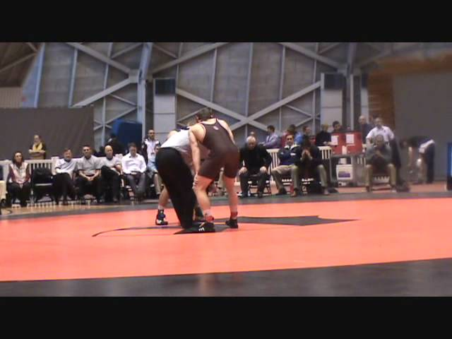 EIWA - Foxen (Brown) dec. Huntley (Navy), 174 lbs. finals