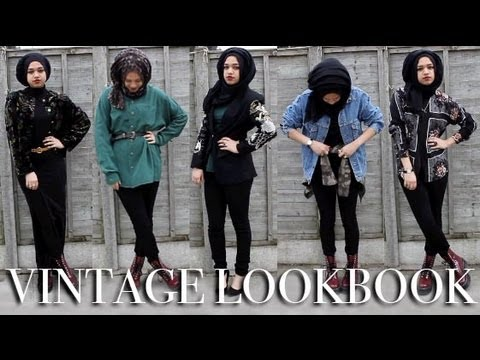 Vintage Lookbook