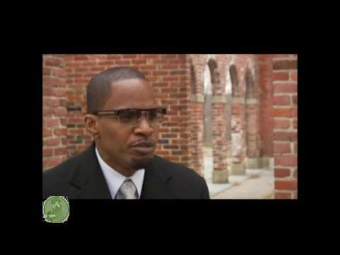 Interview With Jamie Foxx For Law Abiding Citizen