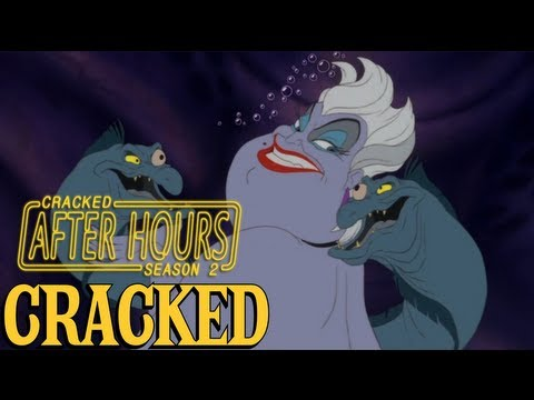4 Disney Movie Villains Who Were Right All Along   After Hours video