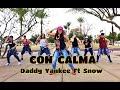 CON CALMA Daddy Yankee Ft Snow Zumba mp3