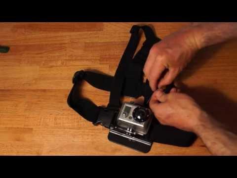 GoPro DIY Leash / Tether