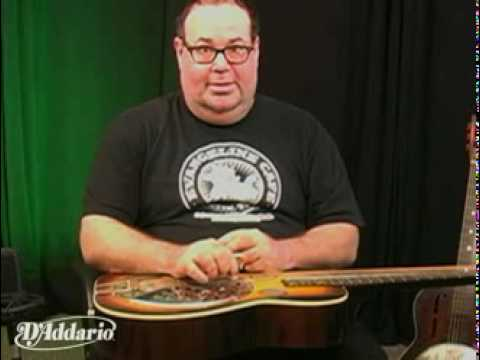 Matt Smith on Resonator Guitars