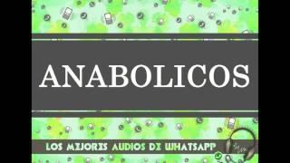 ANABOLICOS - Los Mejores Audios De WhatsApp