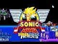 Sonic Mania Super Plus Hyper Heroes mp3