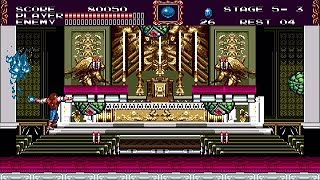 How Far Can I Get though Castlevania Bloodlines Episode 2