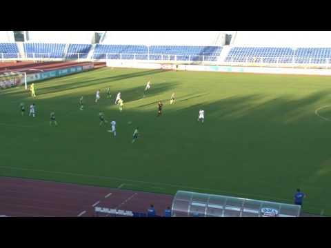 Голы матча Ротор - Сибирь