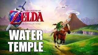 🔴[LIVE] The Legend of Zelda: Ocarina of Time [WATER TEMPLE] Lake Hylia