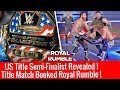 US Championship Tournament Semi-Finalist Revealed ! WWE Smackdown live 1/9/2018 Highlights 9 January MP3