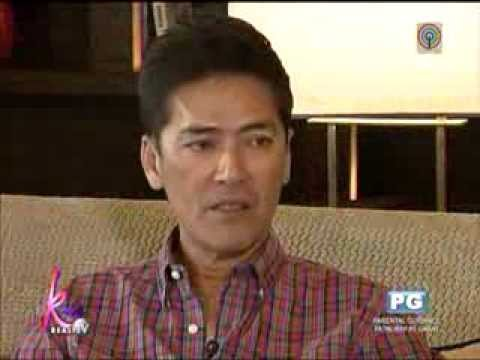 Vic Sotto Talks About Son Vico video